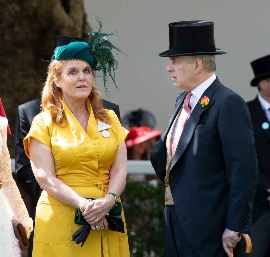 Fergie et Andrew, le couple maudit