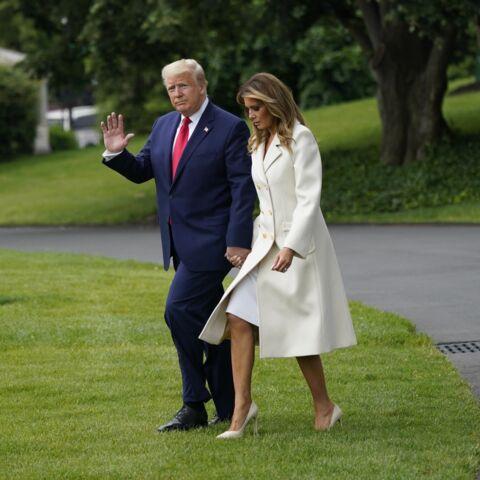 Melania Trump malheureuse à la Maison-Blanche: «Elle n'a pas signé pour cette vie»