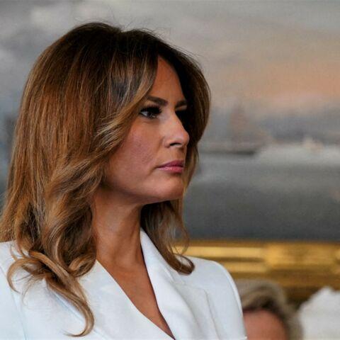 Melania Trump se démarque (encore) de son mari: pourquoi son discours fait grincer des dents