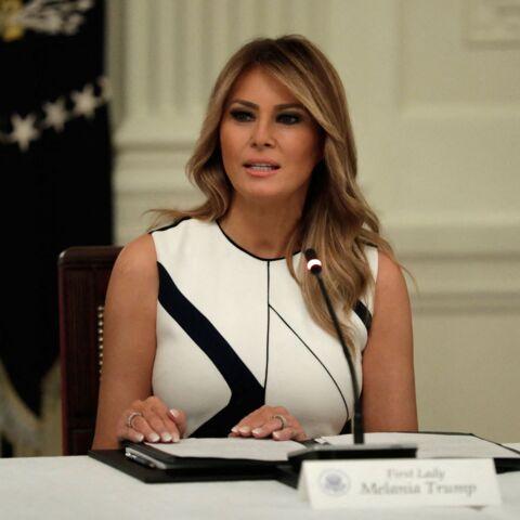 Melania Trump: pourquoi elle est gênée de parler en public