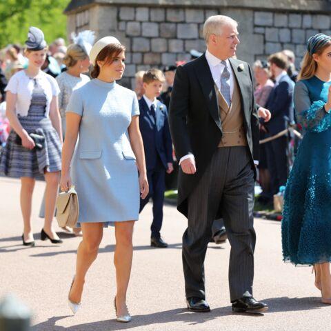 Eugenie et Beatrice d'York mêlées malgré elles au scandale de leur père