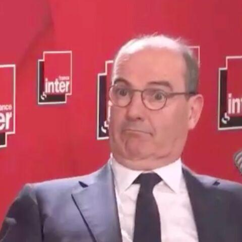 Jean Castex: sa drôle de grimace met le feu à internet