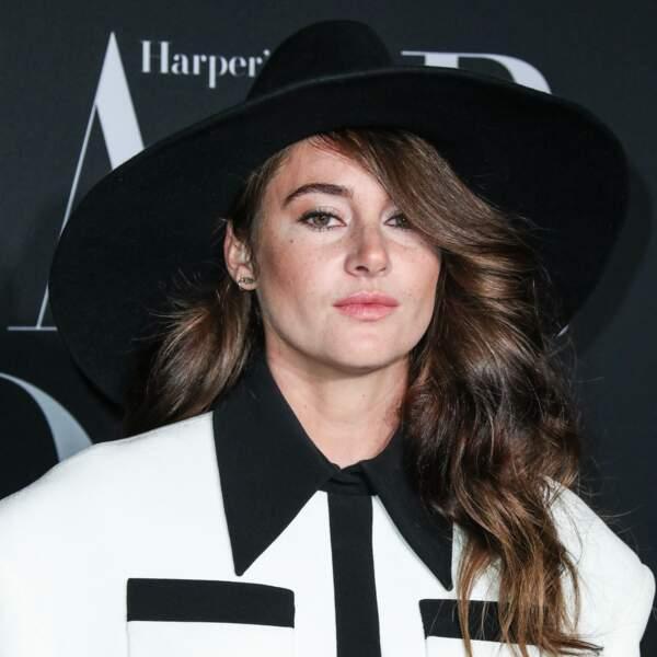 L'actrice Shailene Woodley a confié avoir été dans une relation monogame mais également dans une relation libre