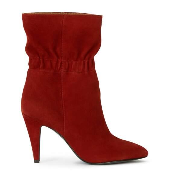 Boots, 159€, Minelli.