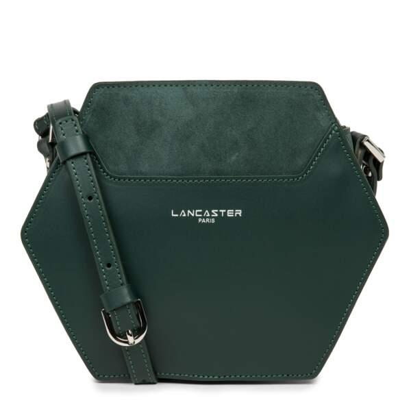 """Petit sac trotteur """"Vendôme Ruche"""", 119,00€, Lancaster"""