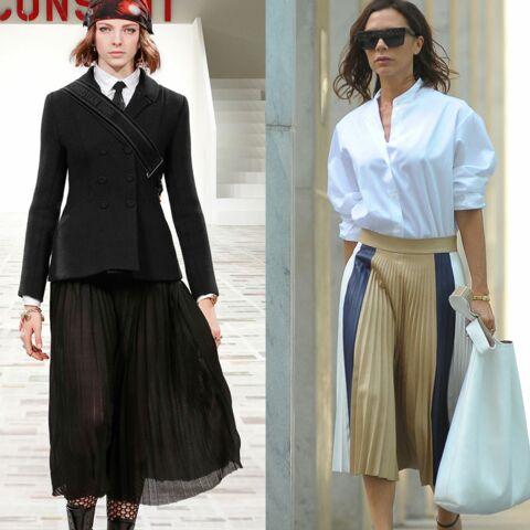 PHOTOS – Comment porter la jupe plissée selon sa morphologie?