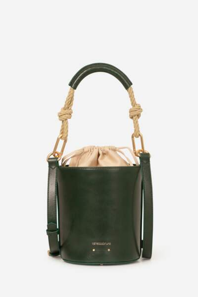 Sac mini seau Holly, 295€, Vanessa Bruno