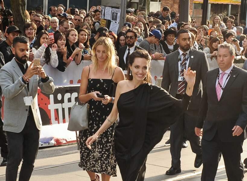 Angelina Jolie a été en couple avec Brad Pitt pendant plus de 10 ans et a estimé que la fidélité n'était pas essentielle dans un couple