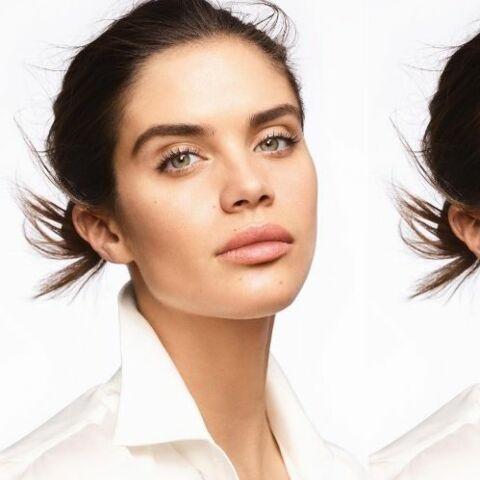 Sara Sampaïo: « Le maquillage m'aide à prendre confiance en moi »