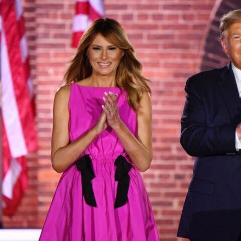 PHOTOS – Melania Trump: son look déconcerte même ses fans!