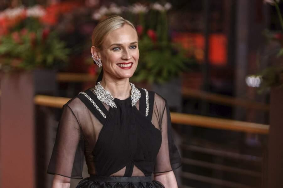 """Diane Kruger à la première du film """"The Operative"""" lors du 69ème Festival International du Film de Berlin, La Berlinale."""