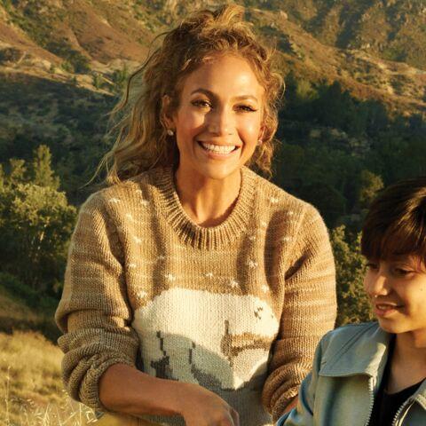PHOTOS – Jennifer Lopez: elle pose avec ses enfants dans une tendre campagne de publicité