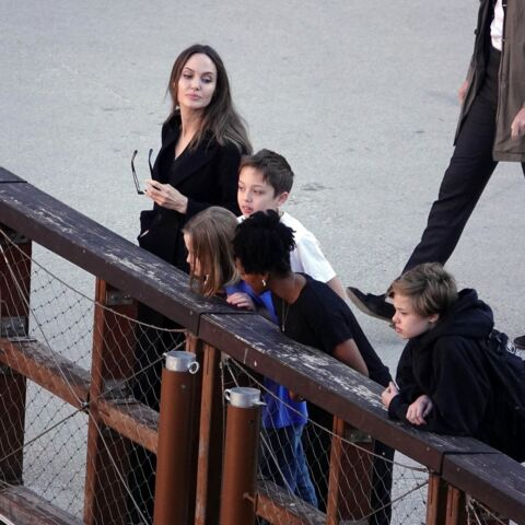 Brad Pitt recasé: comment Angelina Jolie vit son célibat