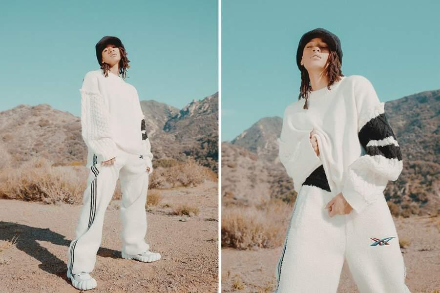 Willow Smith est le nouveau visage de la campagne de la marque japonaise Onitsuka Tiger qui mise sur l'unisexe
