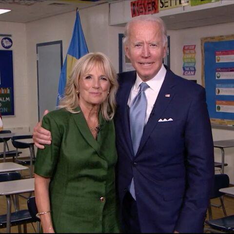 Joe Biden: sa femme a été mannequin… comme Melania Trump