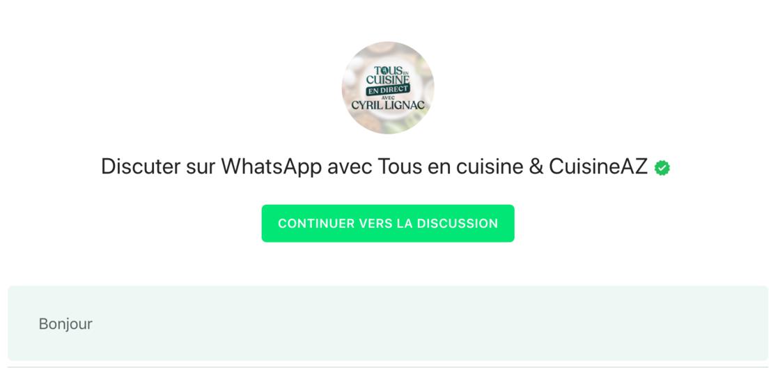 thumbnail - Cyril Lignac: how to follow Tous en cuisine's recipes