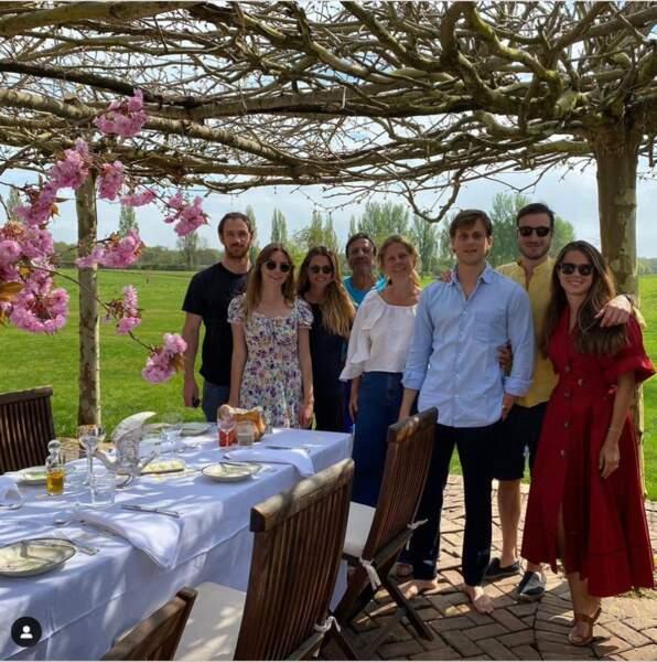 Felix Winckler, le premier grand amour de Charlotte Casiraghi, s'affiche sur les réseaux sociaux avec sa fiancée, Irene Forte.