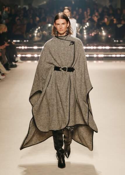 Le tweed incontournable chez Isabel Marant