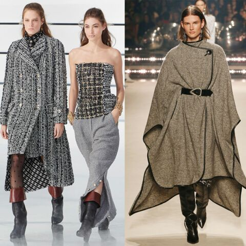 PHOTOS – Tendance mode: comment porter le tweed?