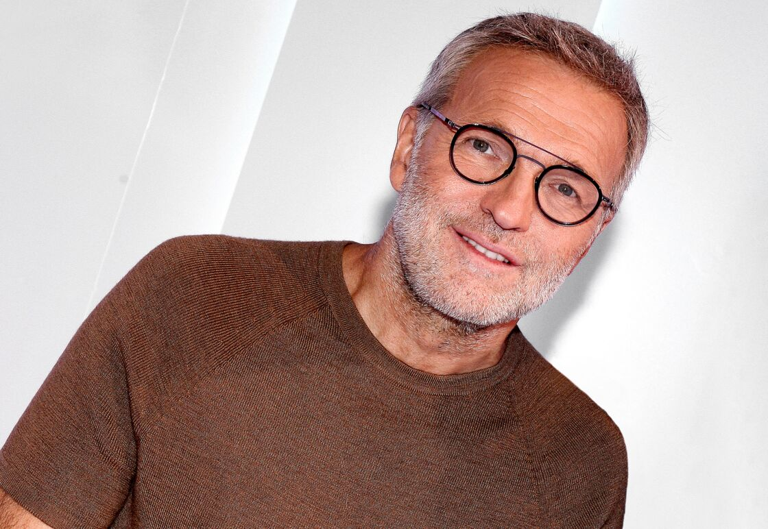 Portrait de Laurent Ruquier, en 2018