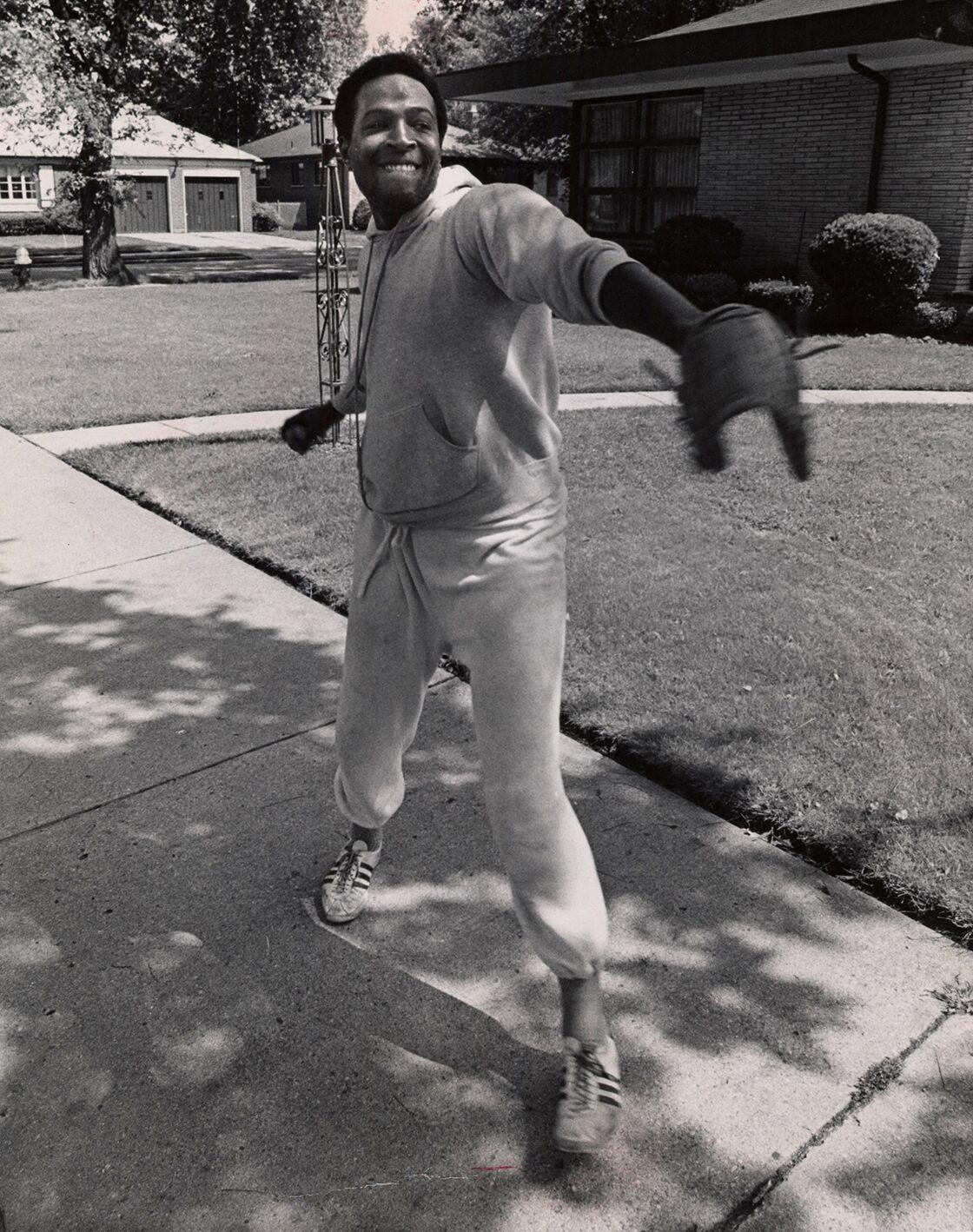 Marvin Gaye en 1971