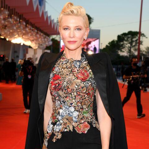 PHOTOS – Comment porter le très tendance costume d'homme au féminin comme Cate Blanchett?