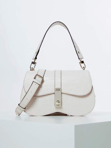 Sac à mains épaule, 129€, Guess