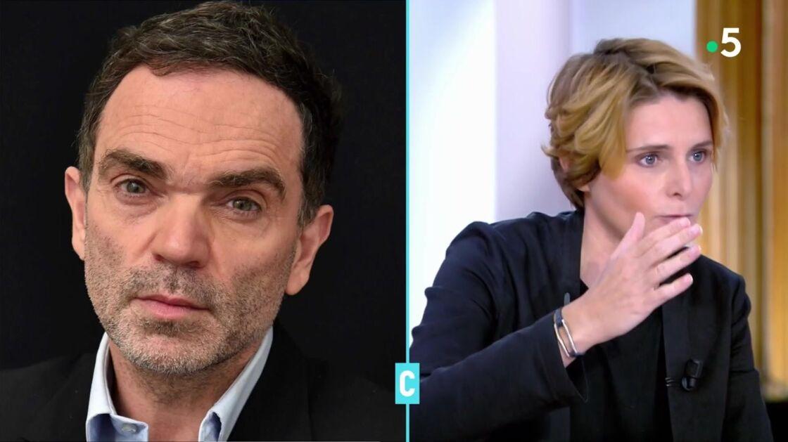 Caroline Fourest répond à Yann Moix sur Charlie Hebdo, samedi 6 septembre 2020, dans C l'hebdo