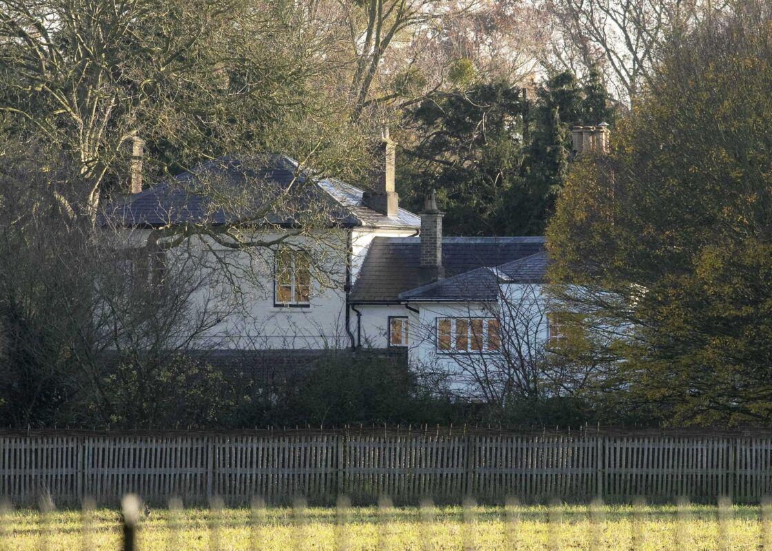 Frogmore Cottage, la résidence d'Harry et Meghan Markle au Royaume-Uni.