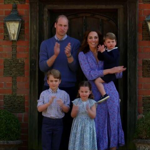 C'est la rentrée pour les enfants de Kate et William: fini l'école à la maison