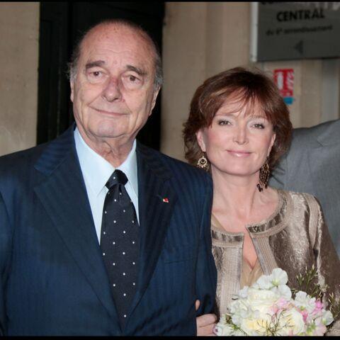 Jacques Chirac: près d'un an après sa mort, un bel hommage en présence de sa fille Claude