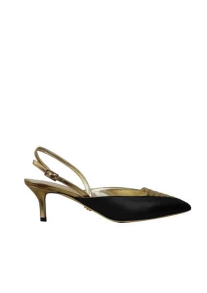 Sandales en cuir, 515€, Charles Jourdan Paris
