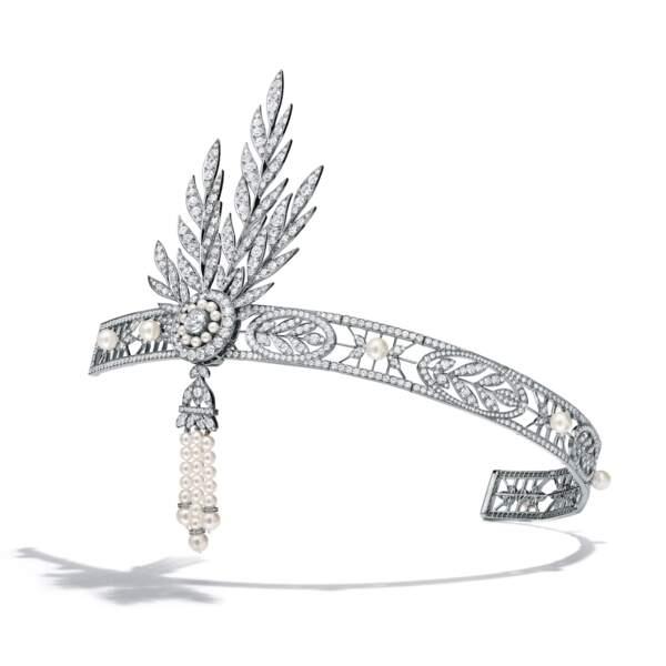 """La Broche Savoy dans le film """"Gatsby le Magnifique"""" réalisé par Tiffany&Co."""