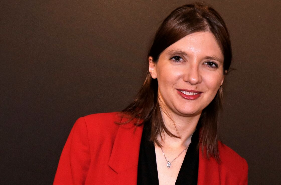 Aurore Bergé, en mai 2019.
