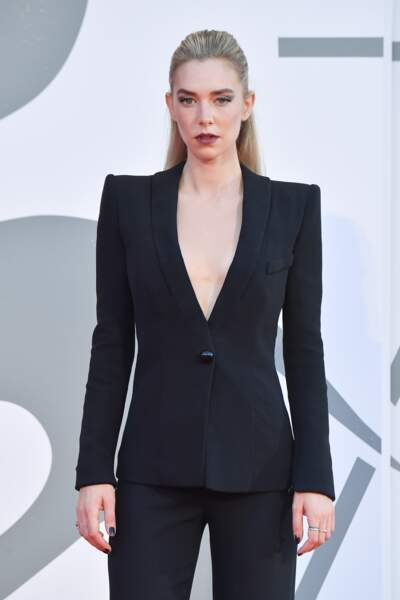 La demi-queue de cheval de Vanessa Kirby