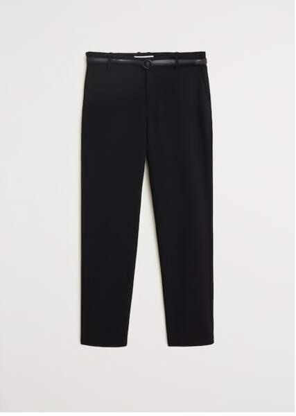 Pantalon de costume ceinture, 39,99 €, Mango