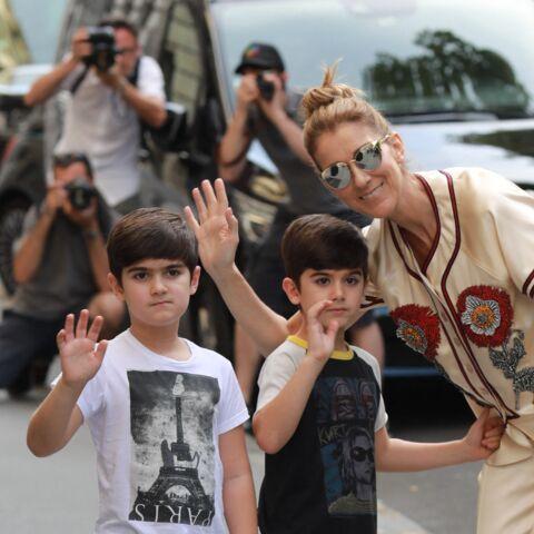 Céline Dion: depuis quand n'a-t-on pas vu ses jumeaux?