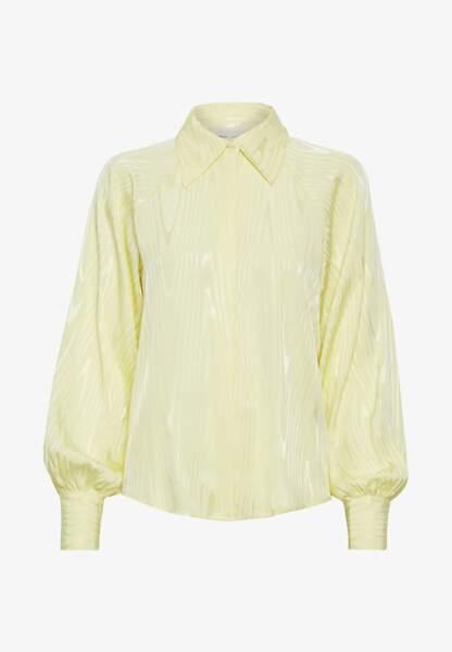 Chemisier jaune clair, 49€98, In Wear sur Zalando