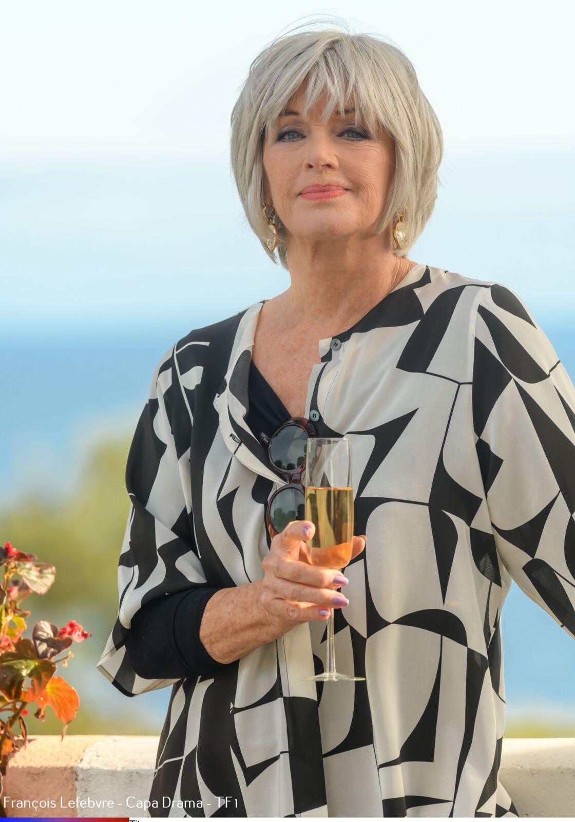 Anny Duperey dans la série