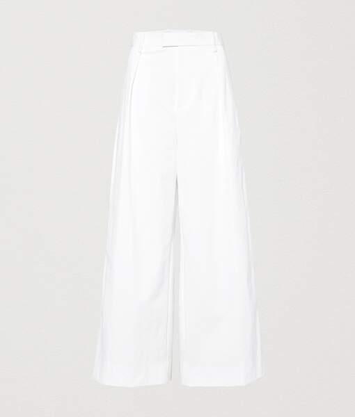 Pantalon Blanc, 1090€, Bottega Veneta