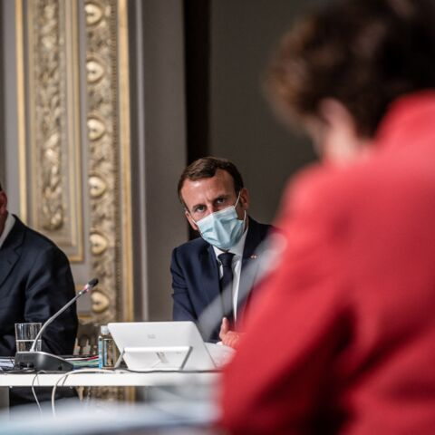 Emmanuel Macron «ronchon»: quand le président met un coup de pression