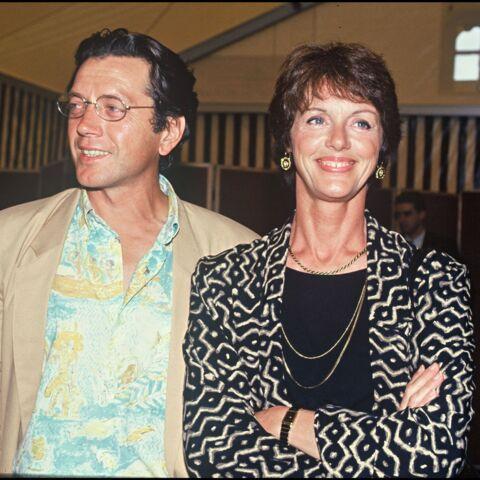 Anny Duperey: ce cocon qu'elle avait créé avec Bernard Giraudeau
