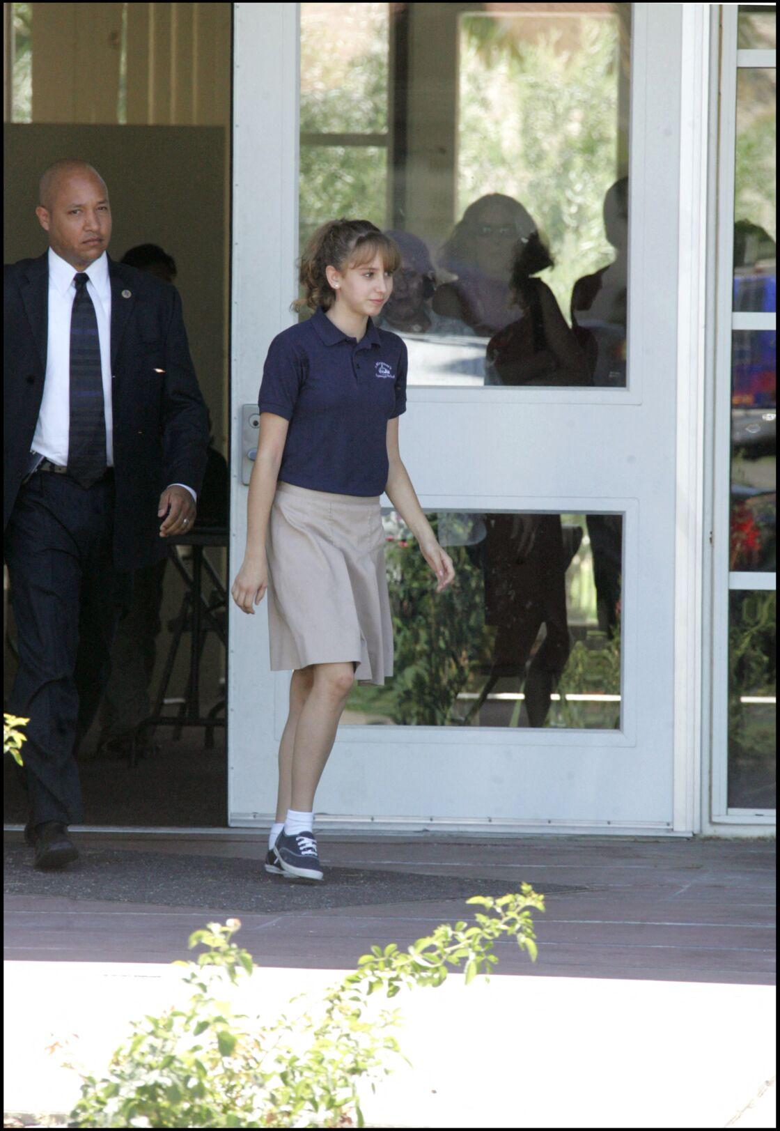 En 2006, le monde entier découvre l'existence de Jazmin Grace Grimaldi, la fille aînée d'Albert II alors âgée de 14 ans