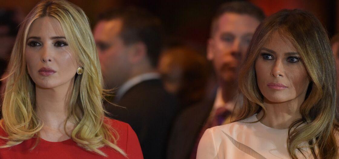 Ivanka et Melania Trump