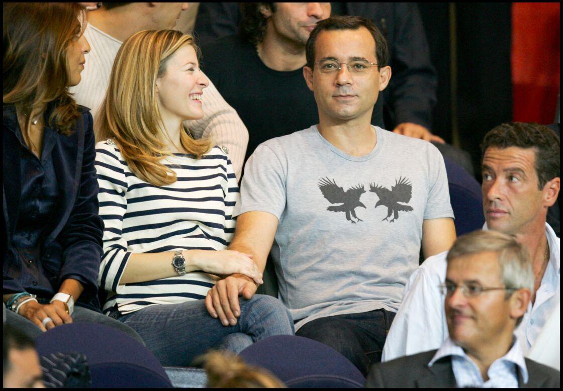 Jean-Luc Delarue et Elisabeth Bost ont été ensemble entre 2005 et 2009