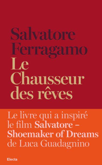 La bioographie de Salvatore Ferragamo est rééditée en 2020 à l'occasion de la sortie du film,