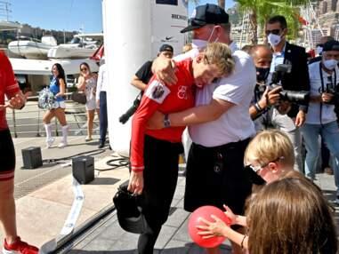 Charlène de Monaco : comblée et heureuse sous le regard de ses jumeaux, après son incroyable traversée
