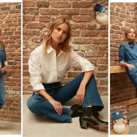 Mode Green:  Maison 123 lance une collection de jean qui recycle le denim avec style