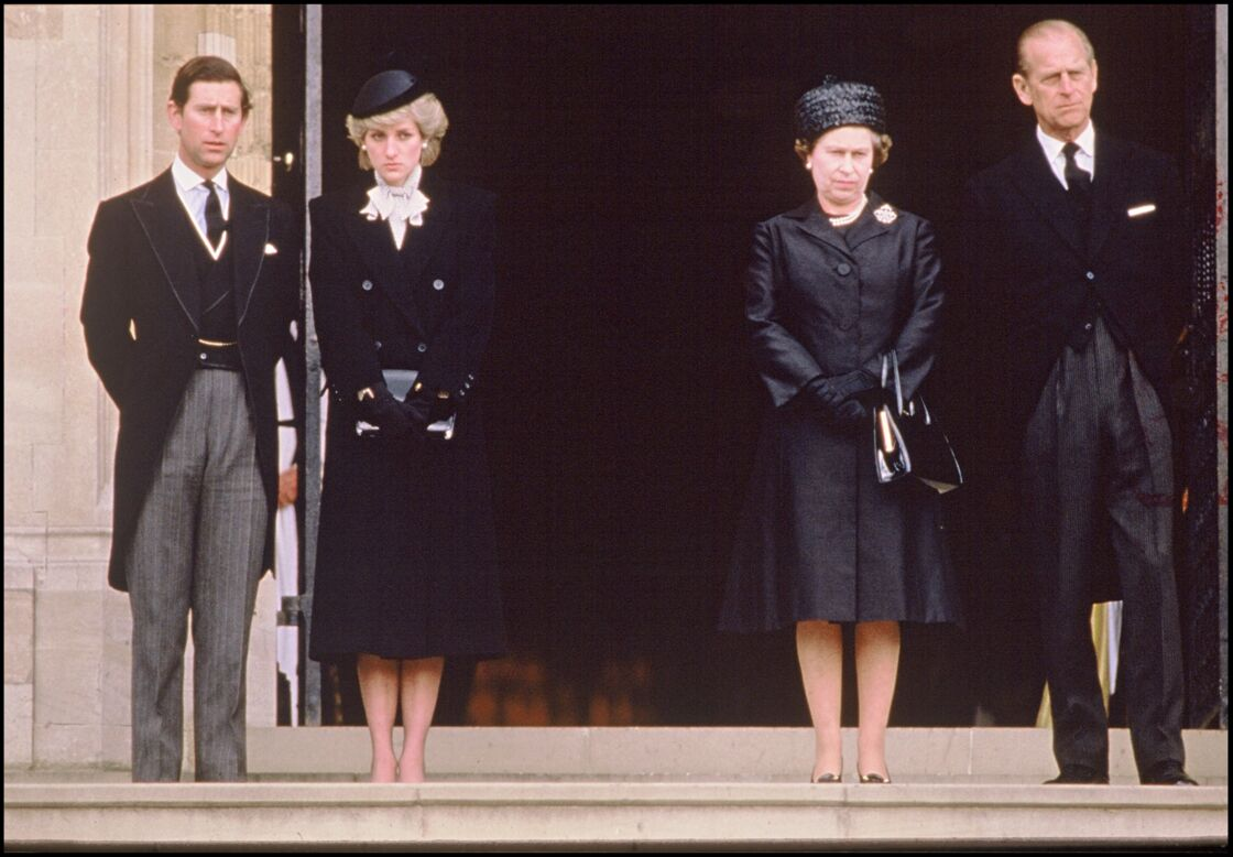Guerre froide entre Lady Diana et la couronne