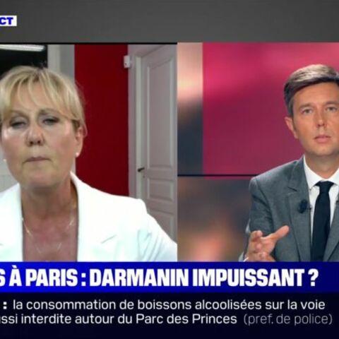 Clash avec Nadine Morano: Maxime Switek évoque «une sorte de bizutage»